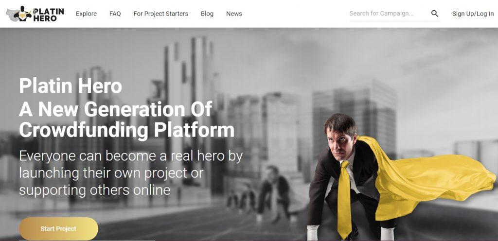 Platin Hero